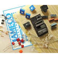 Jameco Kitpro KIT-CS5 Circuit Skill Customizable LED Color Organ Kit Unassembled