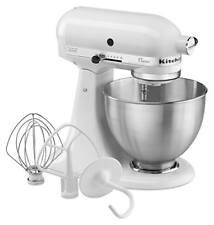Robot Classico Kitchenaid 5k45ssewh blanco