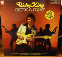 Ricky King Electric Guitar Hits LP Album Vinyl Schallplatte 149972