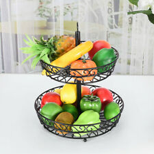 Display Your Favorite Fruits Vegetableore With3 Tier Fruit Stand Tiered Gripped Feet Prevent Sliding And Protect Delicate Surfaces Made Of