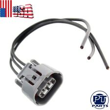new 3 wires length 6 67' alternator regulator harness plug lead repair  pigtail