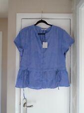 ladies purple blouse from Elizabeth Scott size 20 NEW