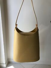 Louis Vuitton Authentic Epi Leather Vanilla Verseau Shoulder Bag