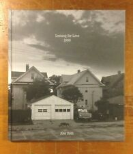 (NEW) Alec Soth: Looking For Love 1996 SIGNED HC 2012 1st First Edition *RARE*