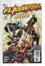 Flashpoint (DC 2011) #4 Andy Kubert Cover 1st Print (NM)