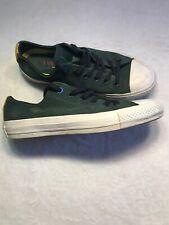 Converse Pro OX Chuck Taylor Low Lunarlon Skate Shoes Green Mens Size 7 Wmn 9
