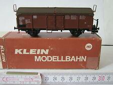 Klein Modellbahn HO 3268 Schiebedachwagen 5756857-8 DB (RG/BX/106-13R2/4)