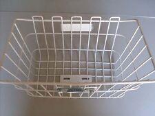 Honda SYM Symba Milk WHITE cargo shopping basket front or rear mount H2478