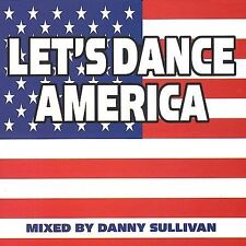 Let's Dance America - Danny Sullivan  Audio CD Buy 3 Get 1 Free