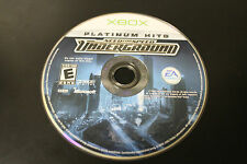 Need for Speed: Underground  (Xbox, 2003) *Tested/Disc Only
