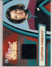 Star Trek Women Of Voyager HoloFEX From The Vault Costume Card F2 Capt Janeway