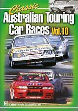 Classic Australian Touring Car Races Vol. 10 DVD