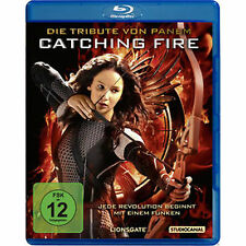 Die Tribute von Panem 2 - Catching Fire Blu Ray NEU!!