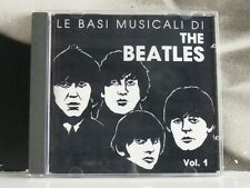 THE BEATLES - LE BASI MUSICALI DI THE BEATLES VOL. 1 - CD NEAR MINT