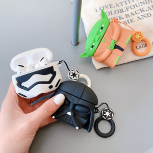 3D Cartoon Silicone Case For Apple Airpod 1 2 Pro Case Earphone Protective Cover