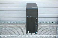 Hp Z230 Tower 1 x I7-4770 3.40Ghz 4Gb Ram 500Gb Sata Drive