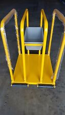HEAVY TROLLEY 2000KG CAPACITY PANEL CART PLATFORM GLASS GYPROCK TIMBER SHEET