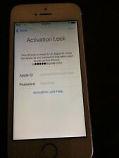 Apple iPhone 5,  16GB - White (Sprint) Smartphone - Phone Is Locked