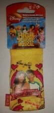 NEW DISNEY HIGH SCHOOL MUSICAL MOBILE PHONE CASE / POUCH SOCK COVER MP3 MP4
