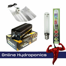 Hacienda 600w Slim-Line Digital Dimmable 600w/400w/250w Grow Light Kit