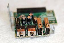 D9091 Dell OPTIPLEX GX520 GX620 Laptop Front USB Audio I/O Board OEM NEW