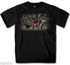 T-Shirt MC AMERICAN KUSTOM - Taille XXL - Style BIKER HARLEY