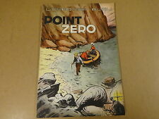 BD EO DUPUIS 1954 / L'EPERVIER BLEU - POINT ZERO