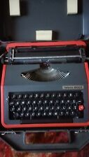 typewriter  : hebros 1300 F :