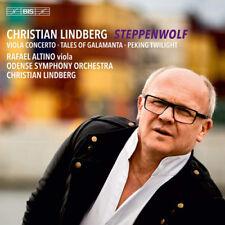 Christian Lindberg : Christian Lindberg: Steppenwolf: Viola Concerto/Tales of