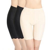 Damen Sicherheitshosen Unterwäsche Leggins Hotpants Panty Shorts Hose LP