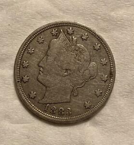 1883 Liberty Nickel