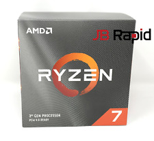 AMD Ryzen 7 3800X 3.9GHz 8 Core AM4 Boxed Processor with Wraith Prism Cooler