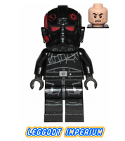 LEGO Minifigure Star Wars - Inferno Squad Agent - grimacing sw988 FREE POST