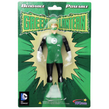 "DC Comics Green Lantern New Frontier 5.5"" Bendable Figure NJCrose 3904-O"