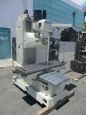 2008 Acra 12 X 60 Heavy Duty Cnc Bed Mill W Anilam 3000 M Control 40 Taper