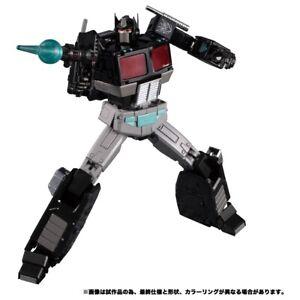 TAKARATOMY Transformers Masterpiece MP-49 Black Convoy + Collector Pin