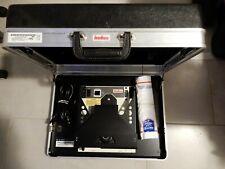 Indus International Portable Reader 456 Briefcase Microfilm / Microfiche