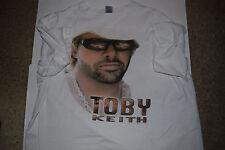 Toby Keith HonkyTonk U Class of 2005 Alumni Short Sleeve Tee Tshirt XXL 2XL