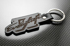 Mitsubishi Tommi Makinen EVO6 LLAVERO DE PIEL SCHLÜSSELRING LLAVERO EVOLUTION