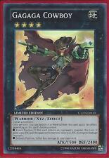 Yugioh CT10-EN010 Gagaga Cowboy Super Rare Card