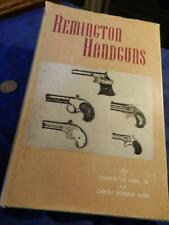 REMINGTON HANDGUNS BY CHARLES KARR & CAROLL KARR HARDCOVER DUST JACKET