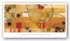 ART PRINT Of This World No 16 Aleah Koury