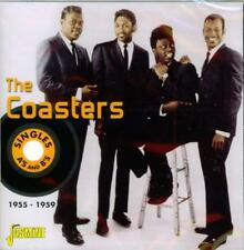 The Coasters Singles as & BS 1955-1959 CD