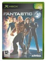 Xbox Fantastic 4 Inc Manual