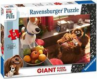 Ravensburger 05483  Secret Life Of Pets  24 pièces Puzzle de Sol pour Enfant