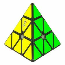 YuXin HuangLong Pyraminx M Magnetic Black Speed Cube USA Stock