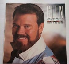 Glenn Campbell Still Within The Sound Of My Voice Album, LP, Vintage Rare Record