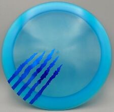 New Paul McBeth 5X World Champ Z Force - Claw Only - Blue w/ Blue Shimmer Foil