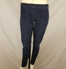 43772144e9be9 Joes Jeans Womens Jeggings Size Medium Denim Blue Dark Wash Skinny Stretch