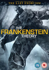 The Frankenstein Theory (DVD, 2014) (From the makers of The Last Exorcism)